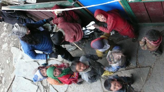 Jedes darf einmal (Samdo, 3800 m)